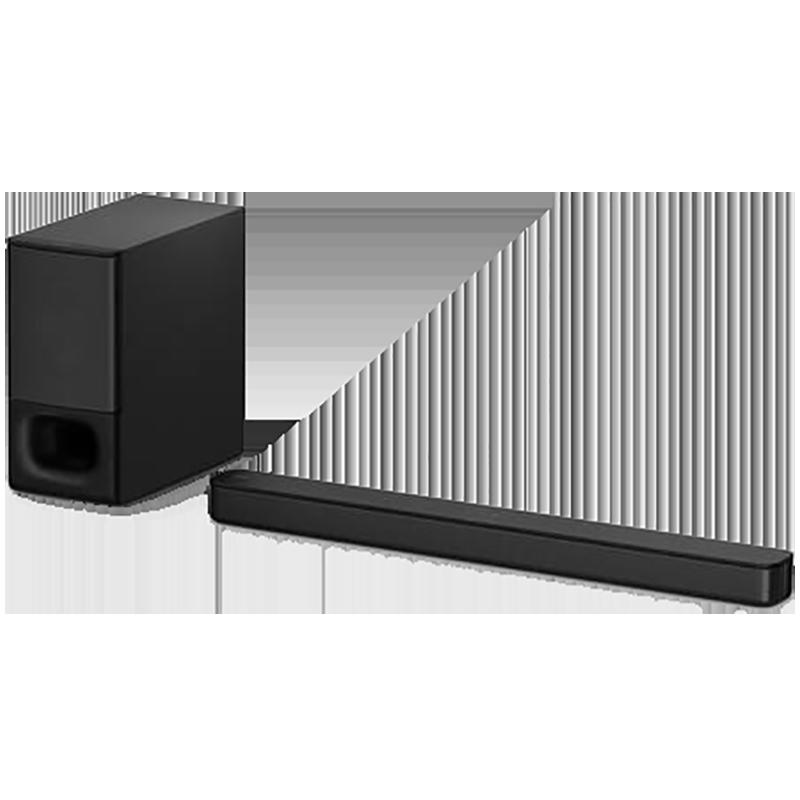 test Sony HT-SD35