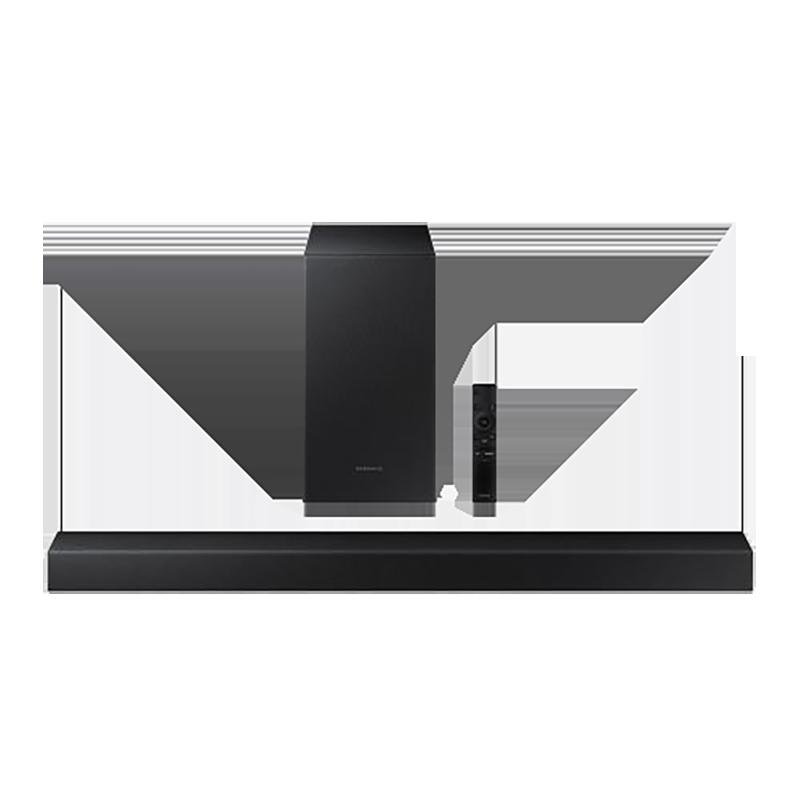 test Samsung HW-T430