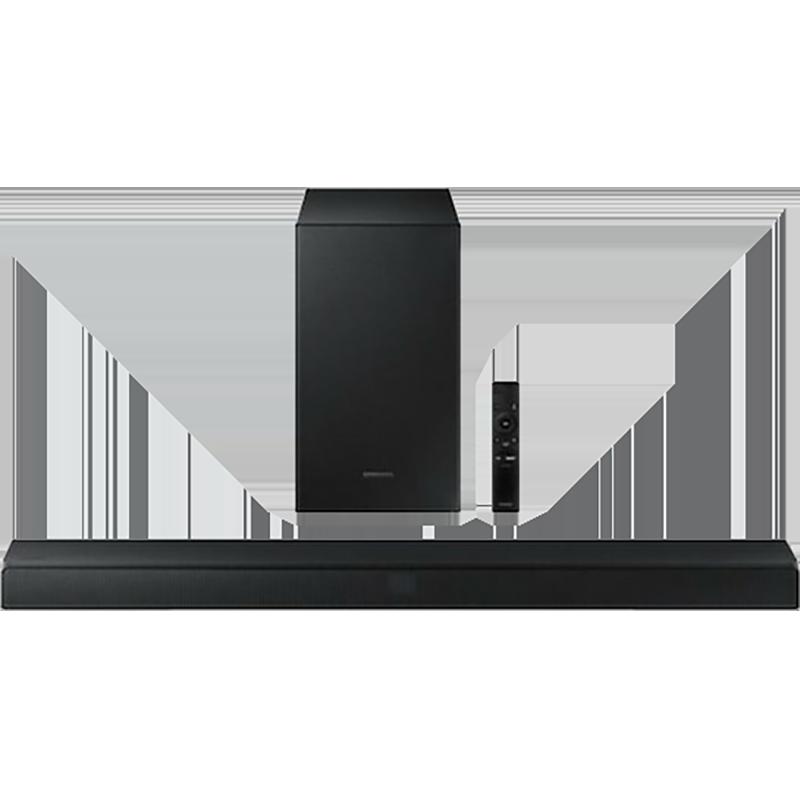 test Samsung HW-T550