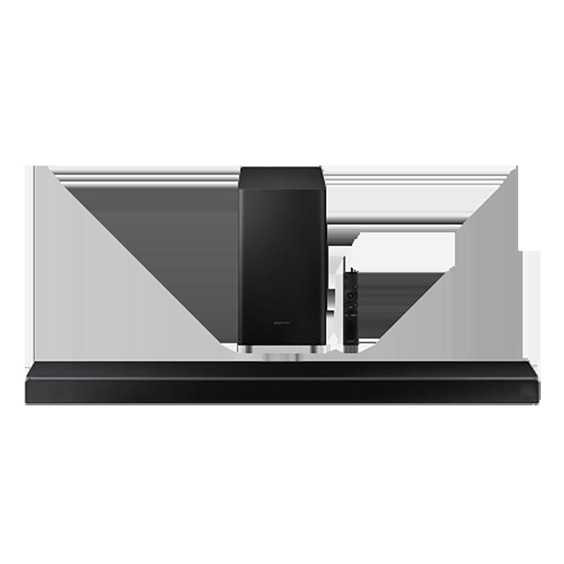 test Samsung Q60T