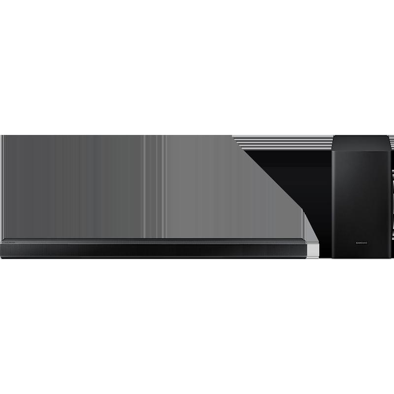test Samsung HW-Q70T