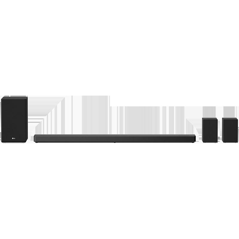 Test Labo LG SN11RG : une barre de son qui tient son rang