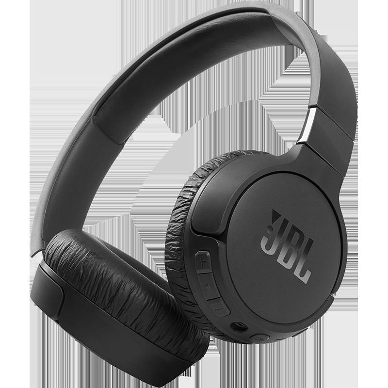 Test labo JBL Tune 660 NC : une bonne porte d'entrée pour la réduction de bruit active