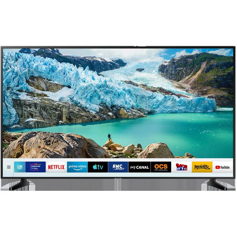 Test Labo du Samsung UE50RU7025 : un excellent rapport qualité-prix
