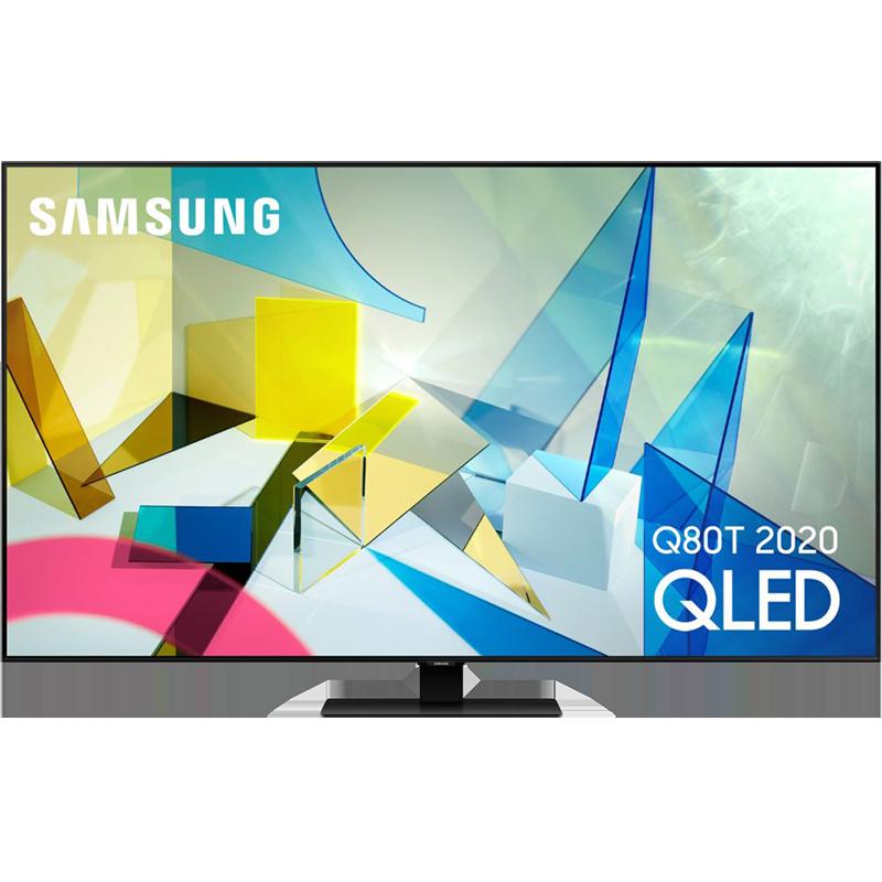 test Samsung QE75Q80T