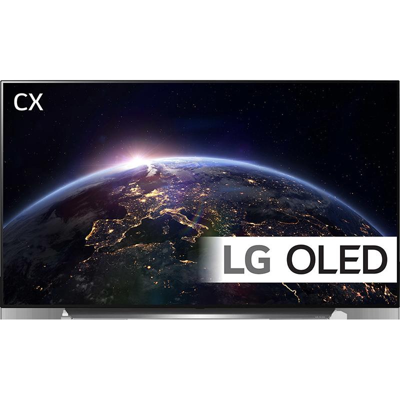 test LG OLED55CX6LA