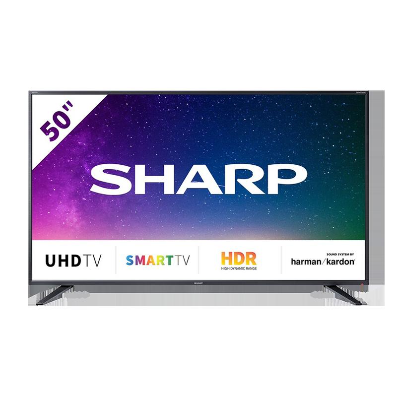 test Sharp 50BL2EA