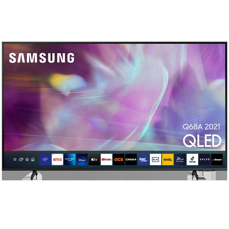 test Samsung QE55Q68AAN
