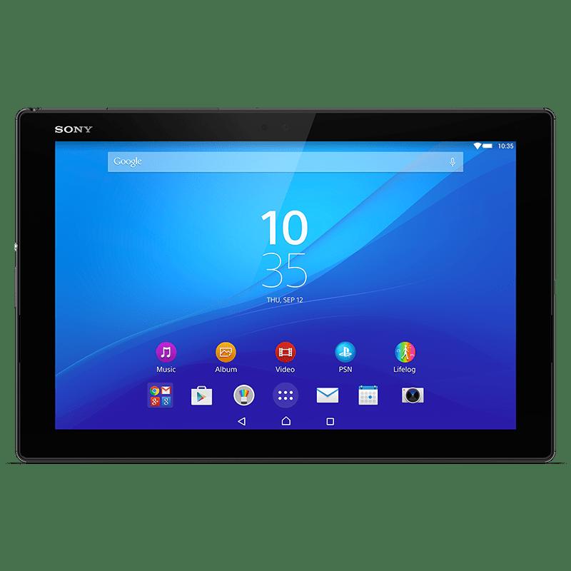 Image SONY Xperia Z4 Tablet - Labo FNAC