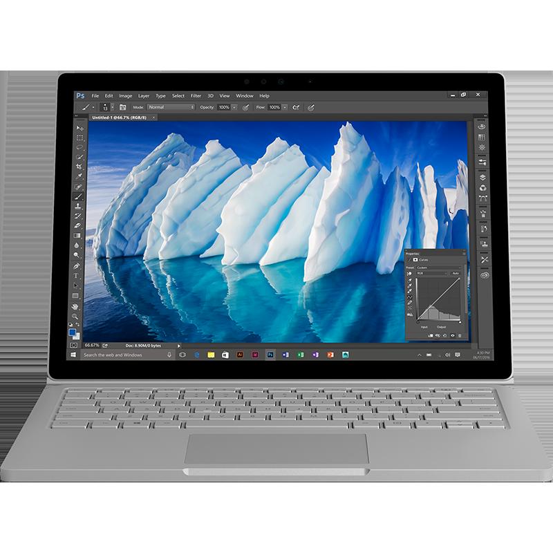 Image MICROSOFT Surface Book (2,6-16-512) - Labo FNAC