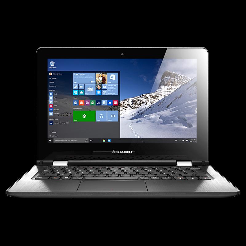 Test Labo du Lenovo Yoga 300-11IBR N3050