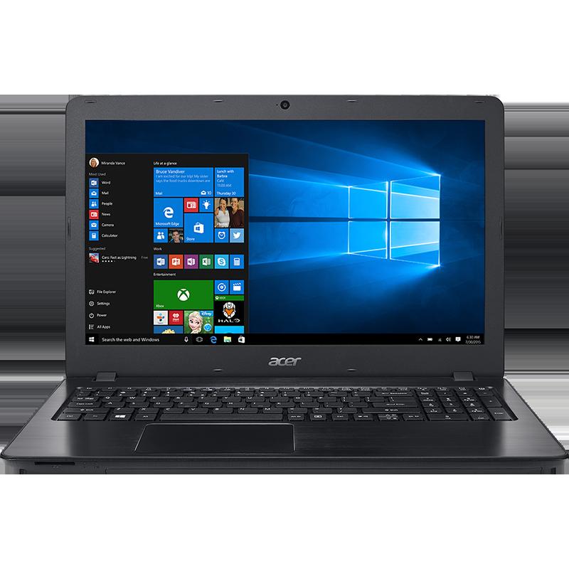 Test Labo du Acer Aspire F5-573G-5693 : une prestation globale satisfaisante, ternie par l'écran