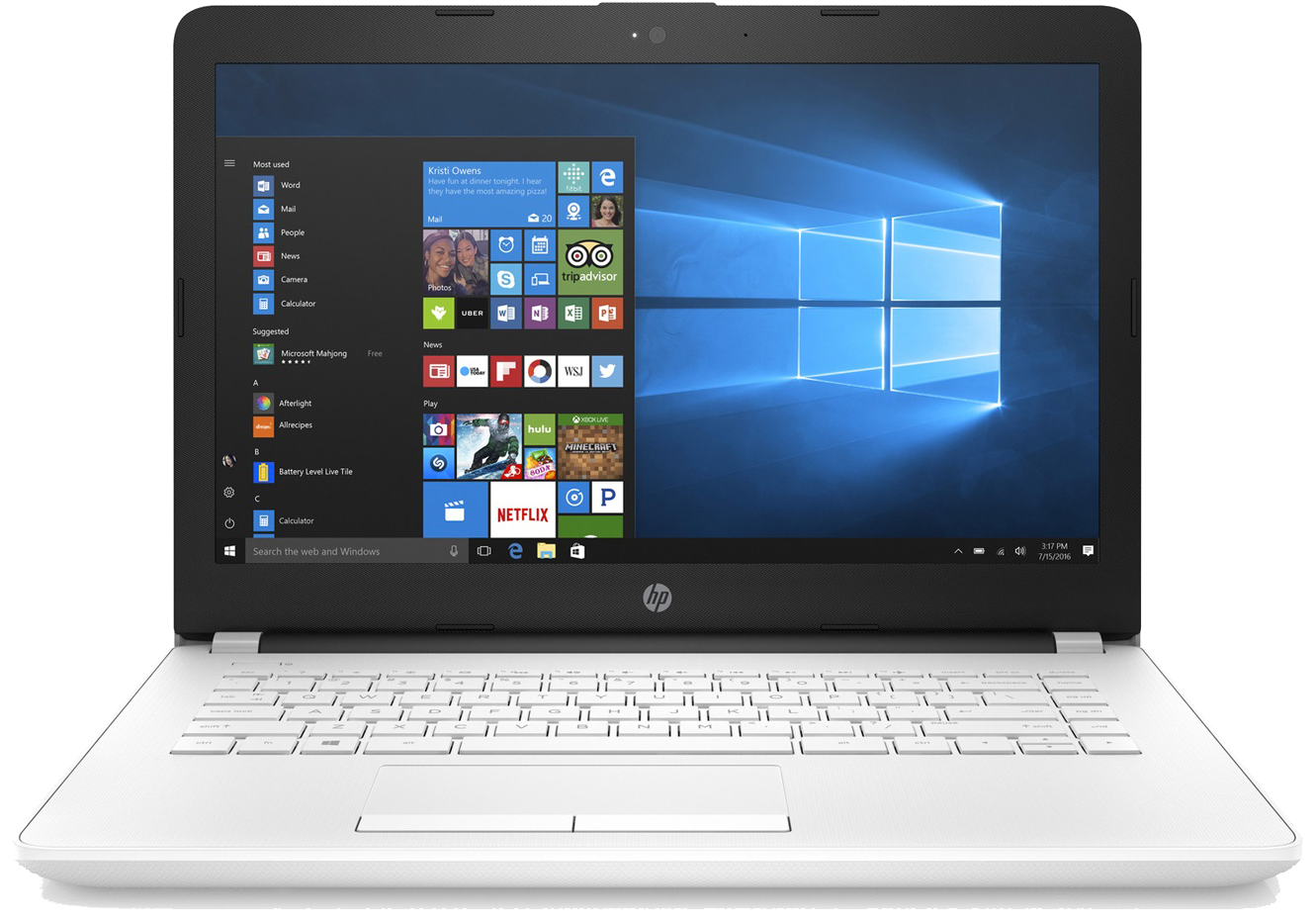 HP Laptop 14-bs001nf