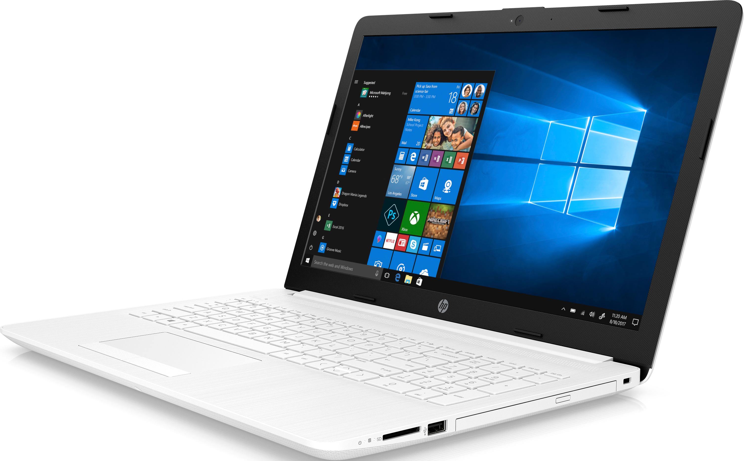 Image HP Laptop 15-da0061nf - Labo FNAC