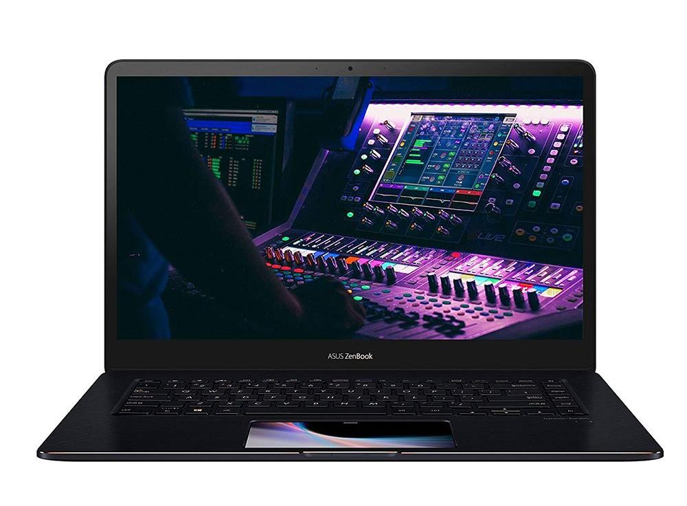 Test Labo Asus ZenBook Pro UX4809 : une belle puissance et quelques défauts