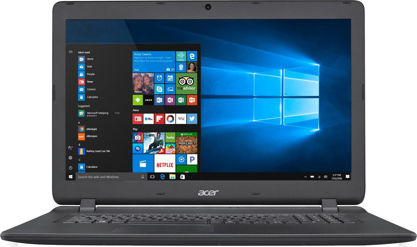 test Acer Aspire ES1-732-C0FQ