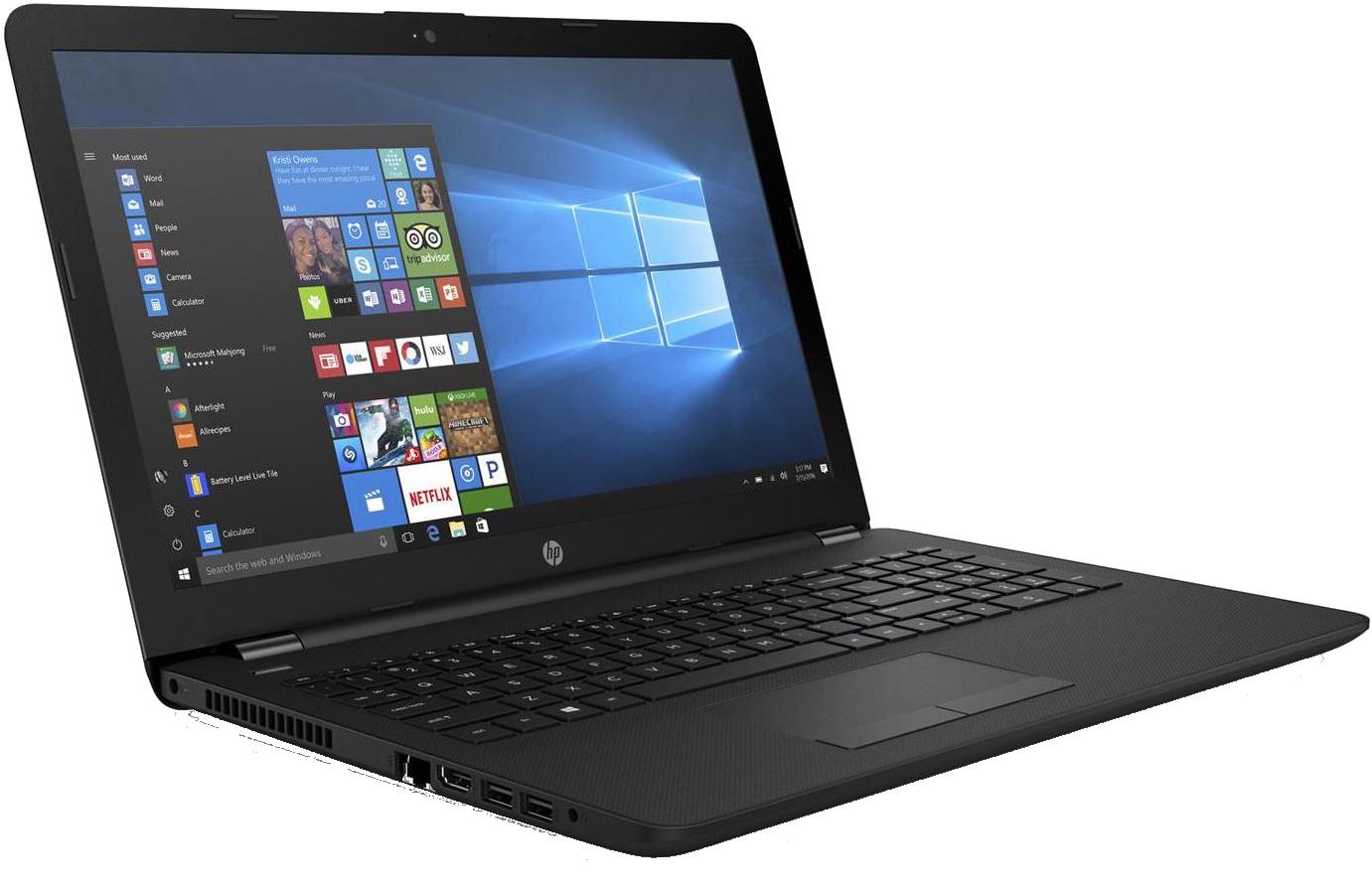 test HP Laptop 15-da0017nf