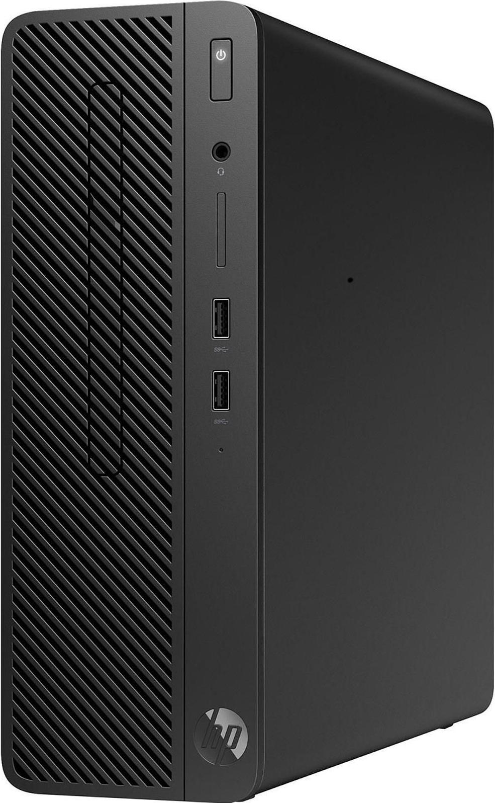 test HP 290 G1