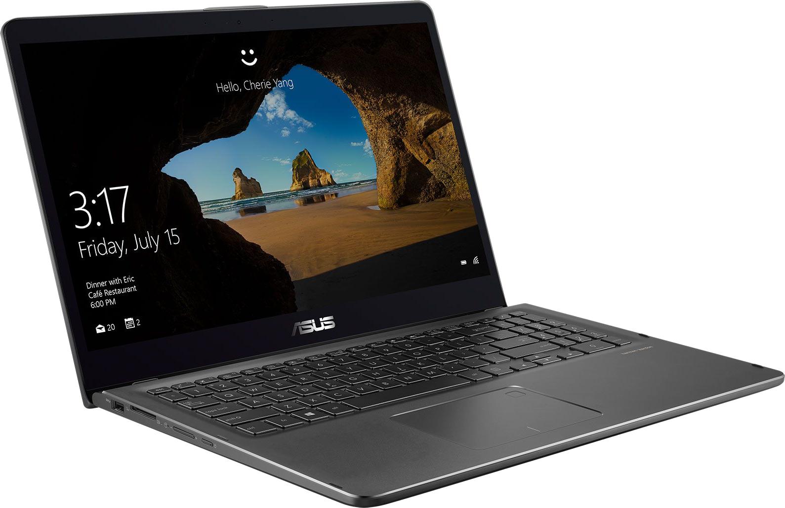 Test Labo du Asus ZenBook Flip UX561U : bien sous tous rapports