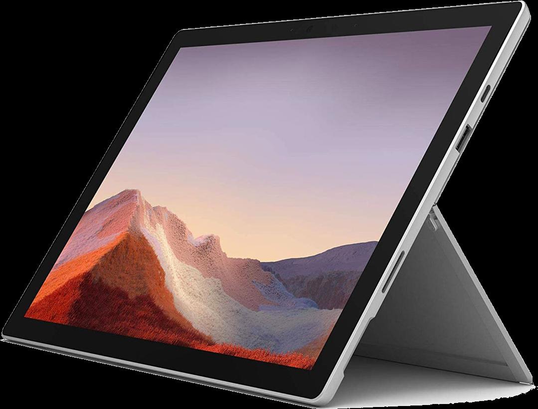 Test Labo de la Microsoft Surface Pro 7 (i7) : le PC hybride parfait ?