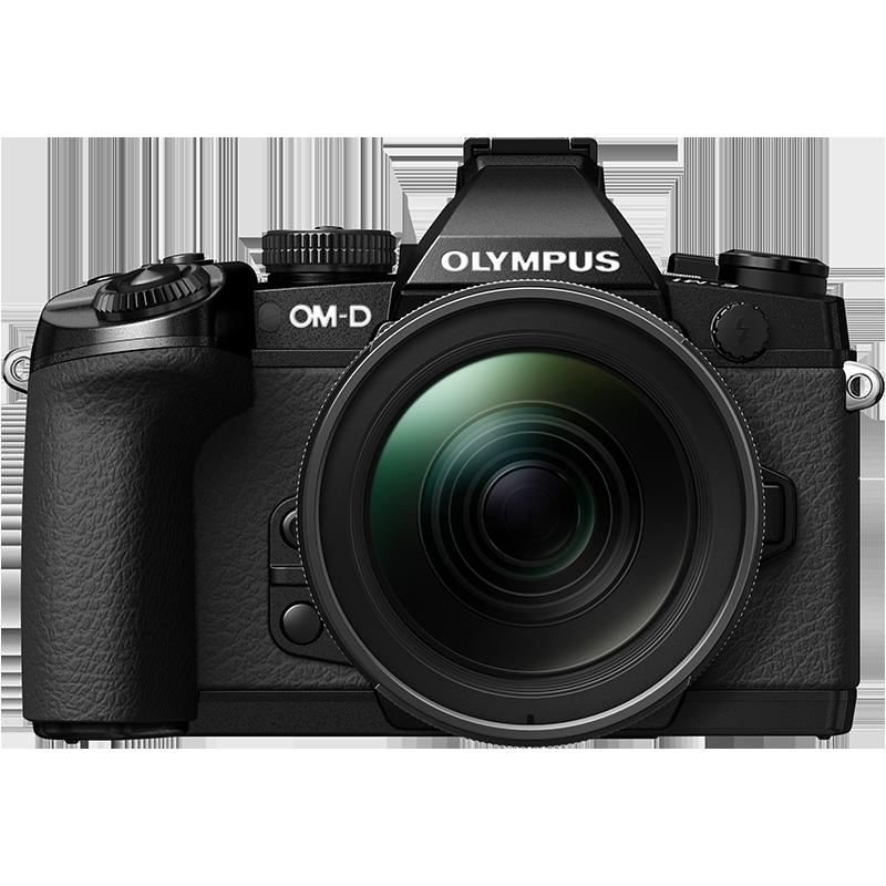 Test Labo de l'Olympus OM-D E-M1 (12-50 mm)