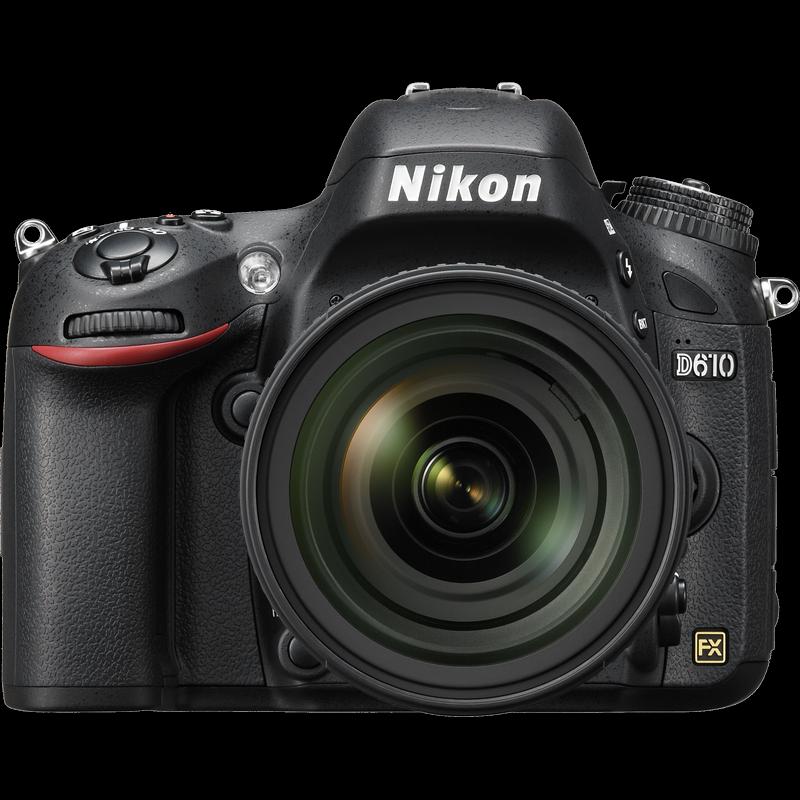 Test Labo du Nikon D610