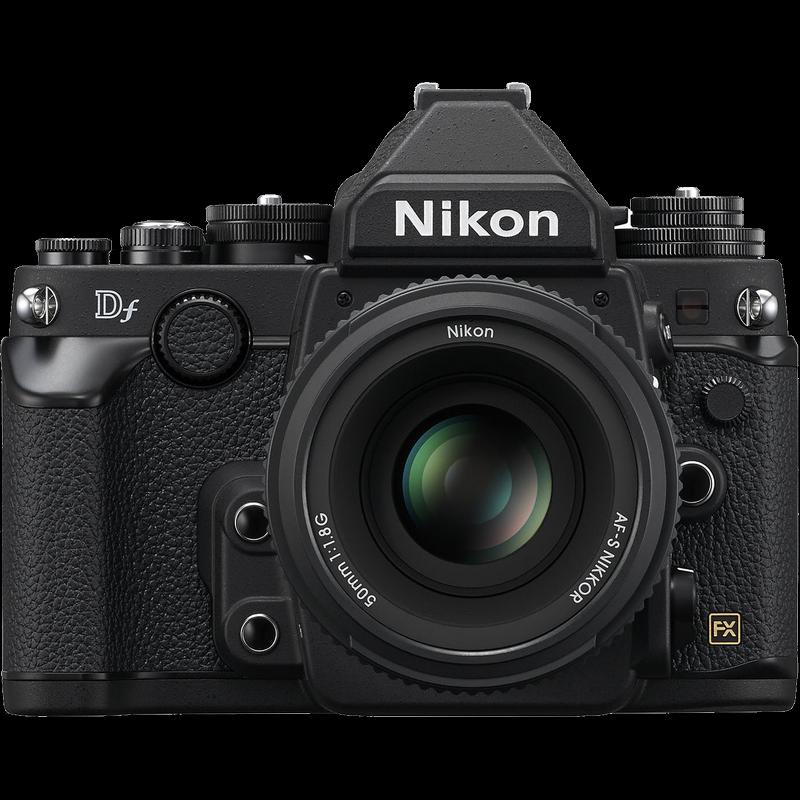 Test Labo du Nikon Df