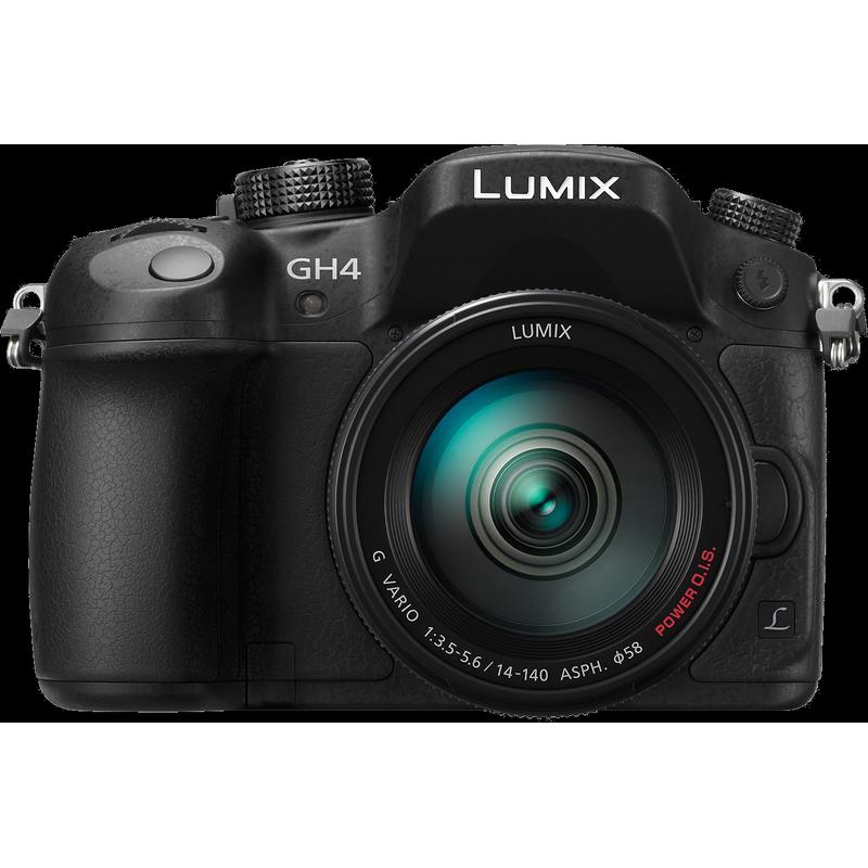 Image PANASONIC Lumix DMC-GH4H 14-140mm f:3,5/5,6 G Vario - Labo FNAC