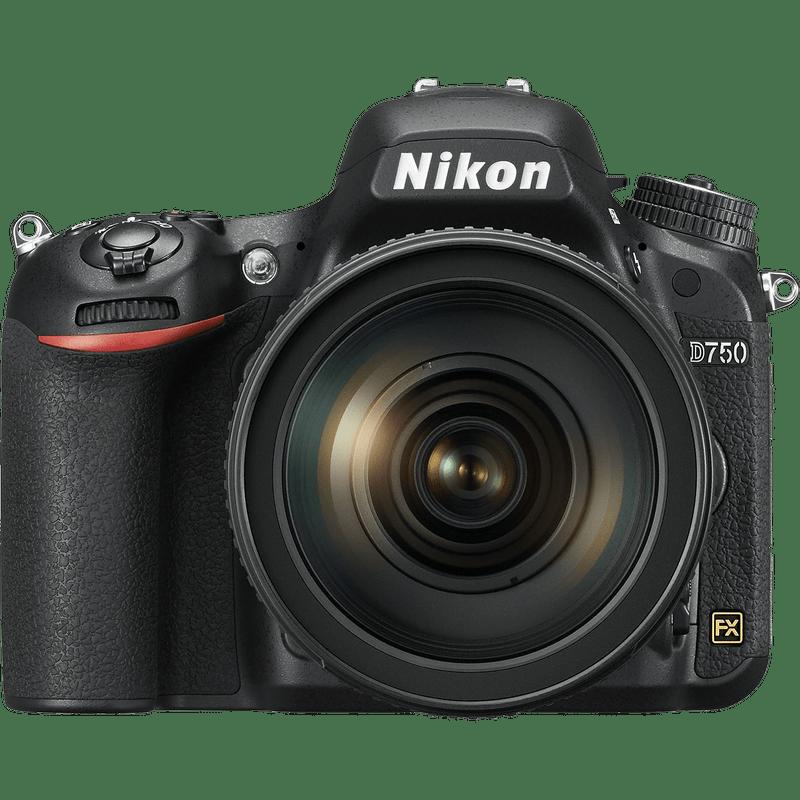 Test Labo du Nikon D750 (24-120 mm)