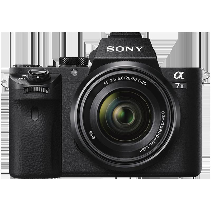 Image SONY Alpha 7 II FE 28-70mm f:3,5/5,6 OSS - Labo FNAC