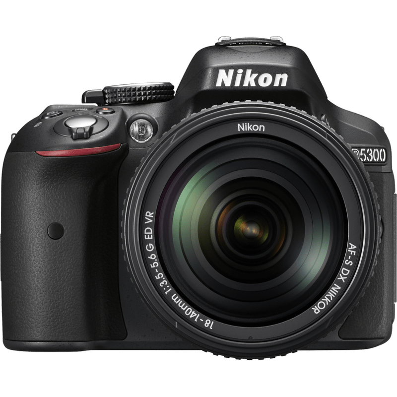 Test Labo du Nikon D5300 (18-140 mm)
