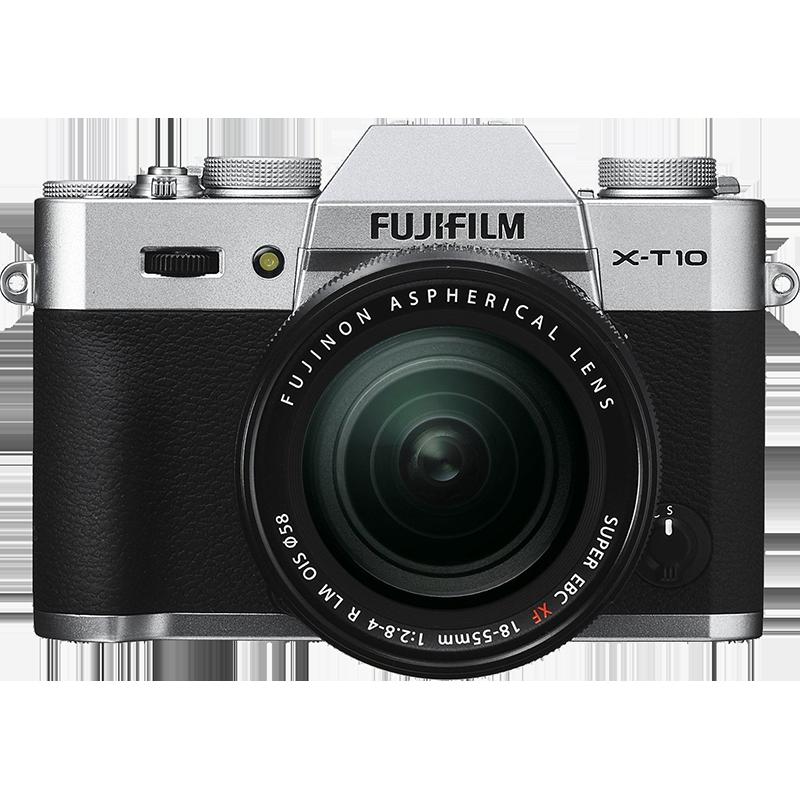 Test Labo du Fujifilm X-T10 (18-55 mm)