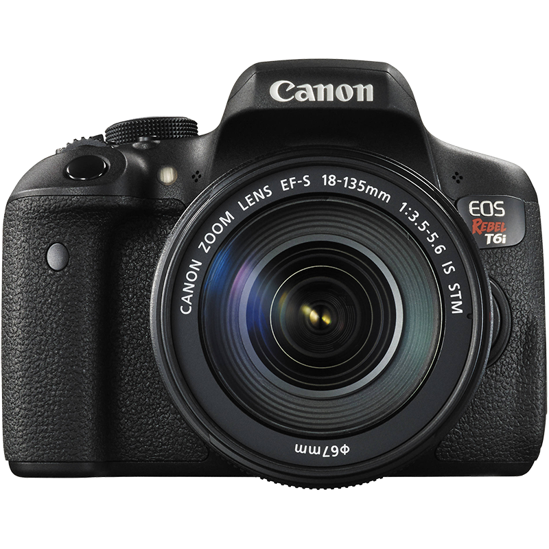 Image CANON EOS 750D 18-135 mm f:3,5/5,6 IS STM - Labo FNAC