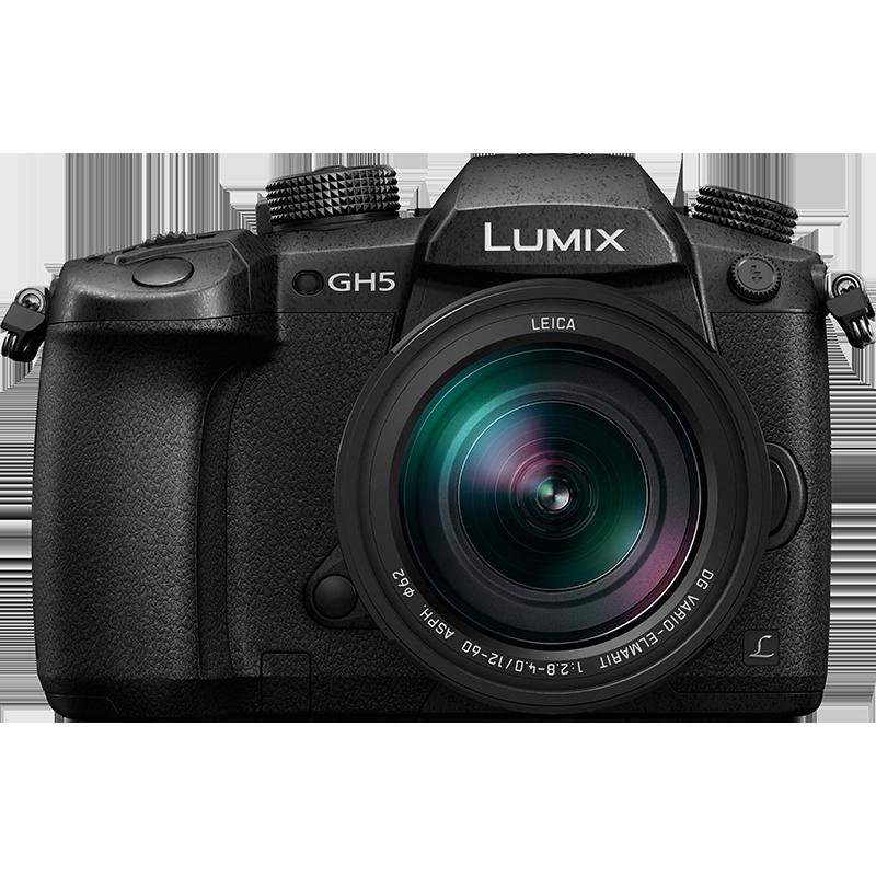 Image PANASONIC Lumix DMC-GH 5 12-60mm f:2,8/4 DG Vario - Labo FNAC