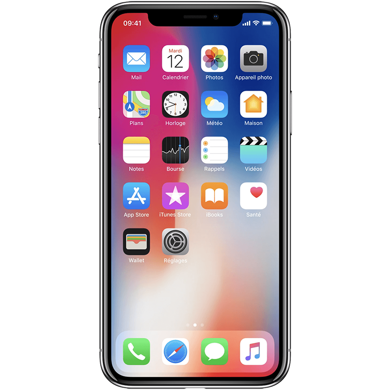 Image APPLE iPhone X - Labo FNAC
