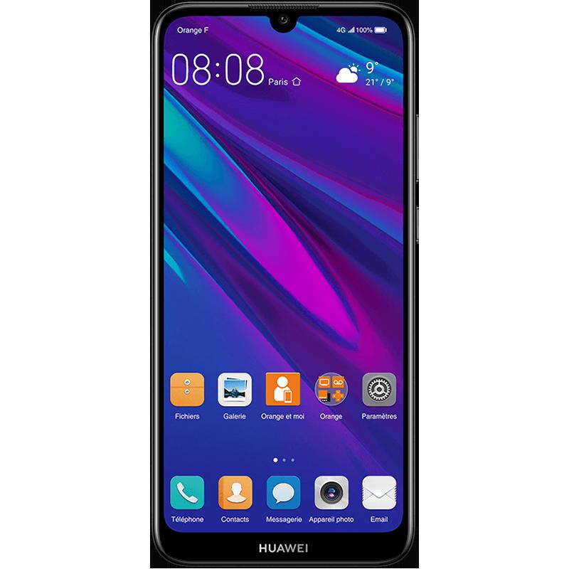 test Huawei Y6 2019