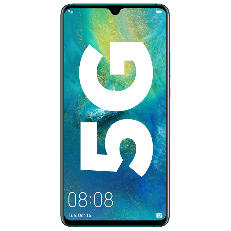 test Huawei Mate 20 X 5G