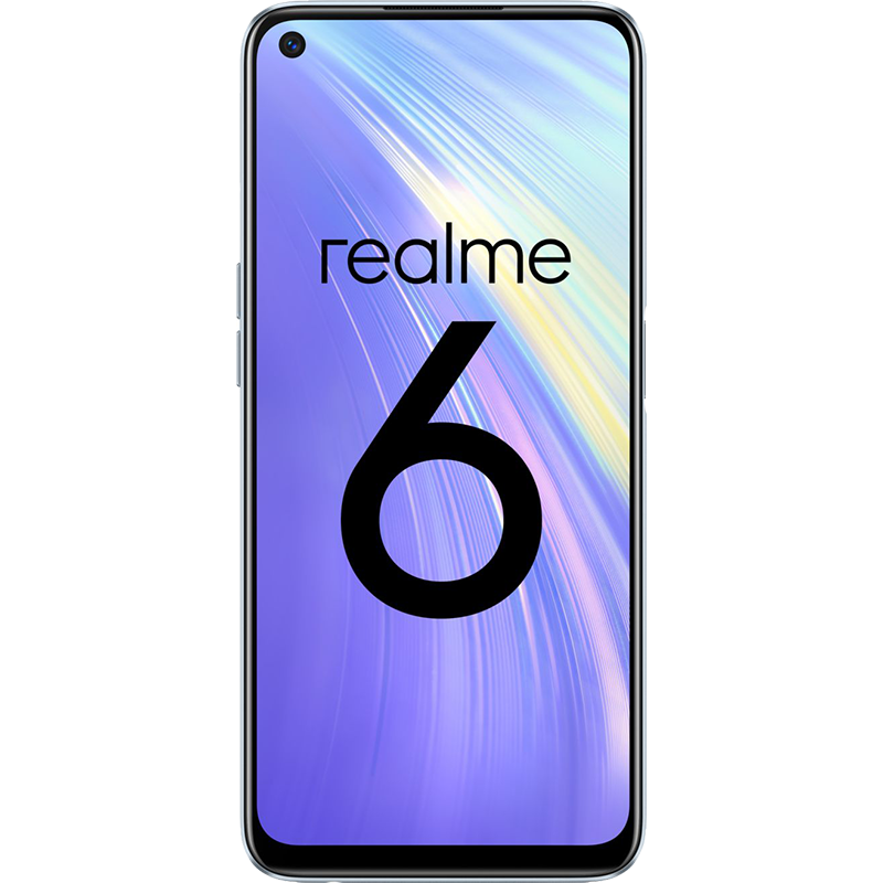test realme 6