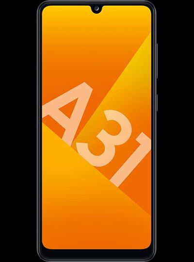 test Samsung Galaxy A31