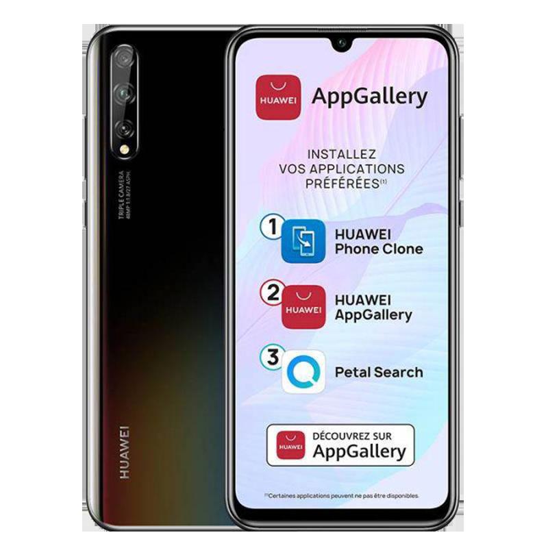 test Huawei P Smart S