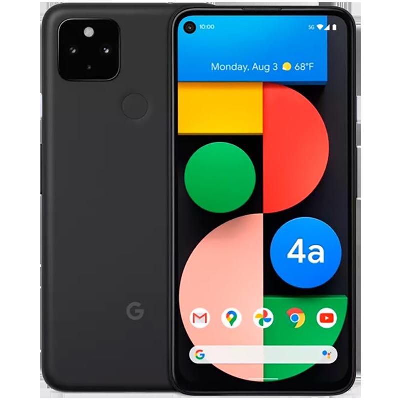 test Google Pixel 4a 5G