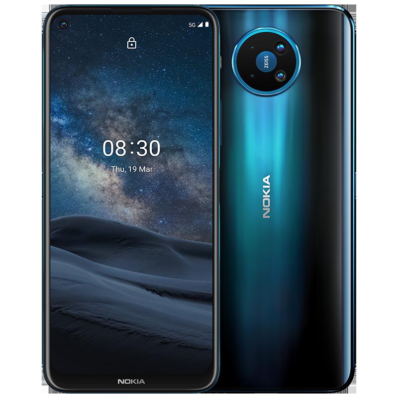 test Nokia 8.3 5G