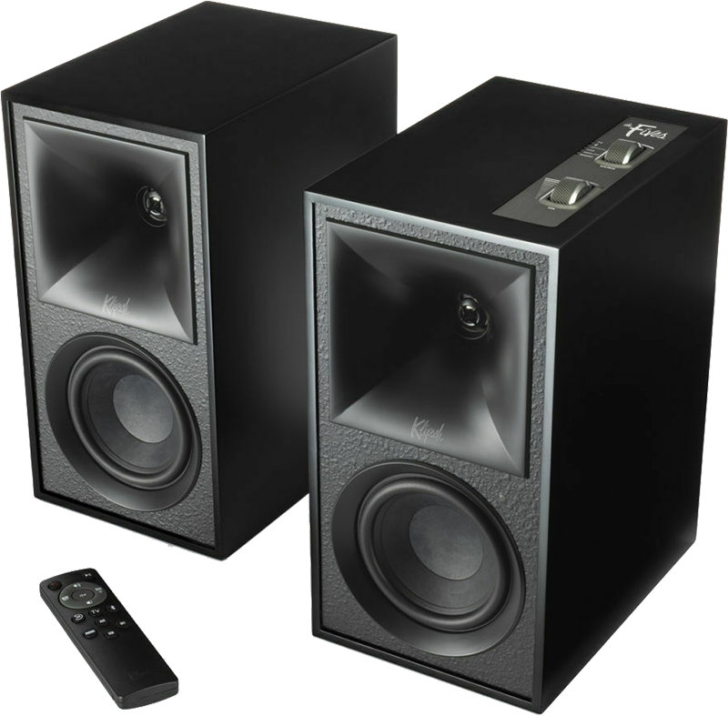 test Klipsch The Fives