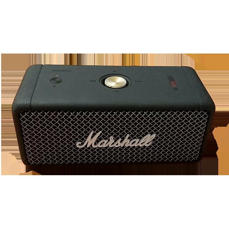 Test Labo de la Marshall Emberton : le son Marshall à emporter vraiment partout