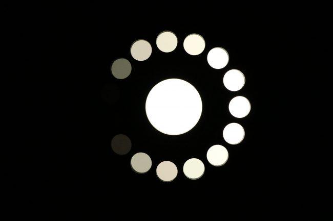 Canon EOS 750D : bruit à 6400 ISO