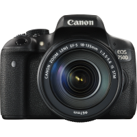 Test Labo du Canon EOS 750D : des améliorations discrètes, mais efficaces
