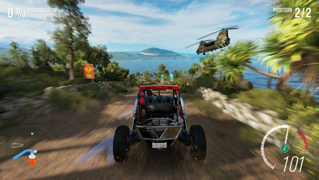 Forza Horizon 3 sur Xbox One S
