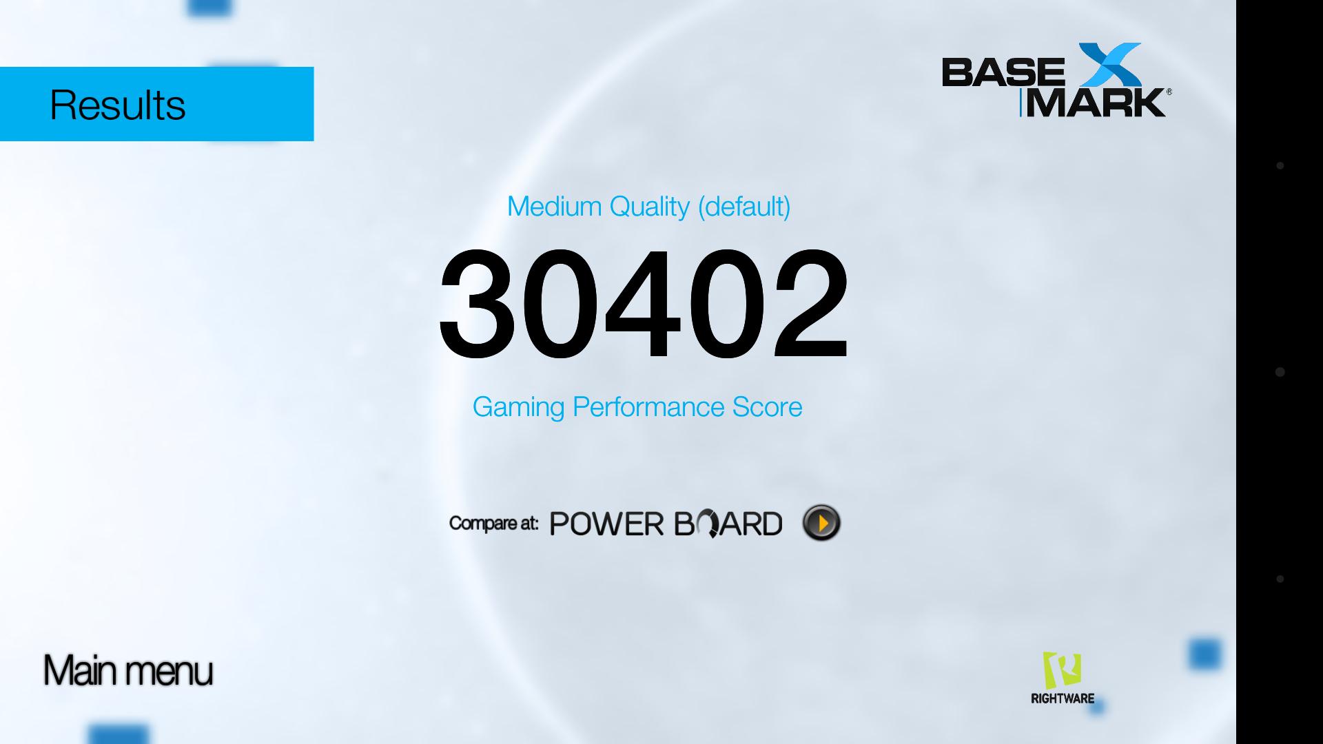 Honor 8 – Basemark OS