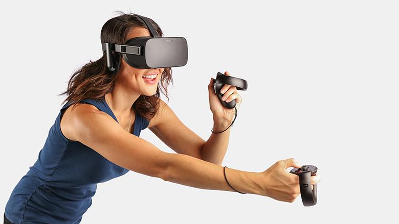 bandeau Oculus Touch : le Rift a enfin ses manettes