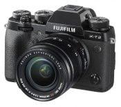 De la 4K pour le Fujifilm X-T2